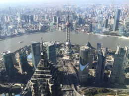 New Shanghai: Pudong