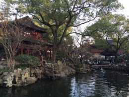 Shanghai's famous Yu Garden