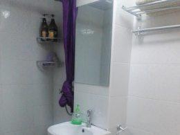 Bathroom at an LTL apartment