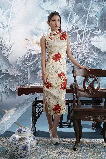 a0d174f45415 The Qipao - What is a Qipao and the History of the Qipao    LTL ...