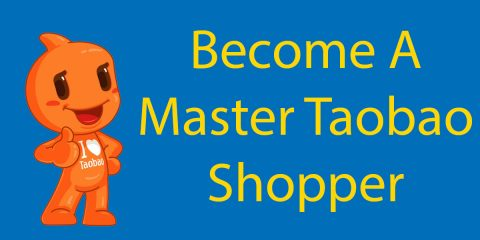 How to Become a Master Táobǎo 淘宝 Shopper!