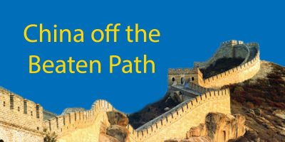 China Off The Beaten Path Part 1: Xinjiang