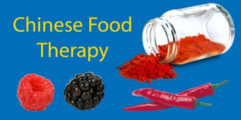 Chinese Food Therapy 食疗 (shí liáo) – A Beginner's Guide