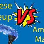 Chinese Makeup Vs. American Makeup Thumbnail