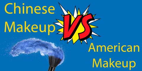 Chinese Makeup Vs. American Makeup 💄 How Do They Differ
