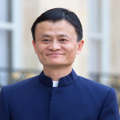 Jack Ma's Chinese Name is Mǎ Yún 马云