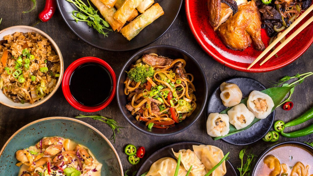 There seems to be an  unlimited amount of food options in China - Chinese food therapy