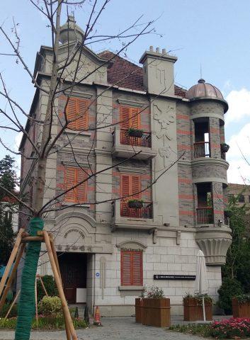 Shanghai Jewish Ghetto