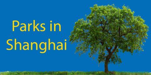 Parks in Shanghai: Xuhui Riverside Park