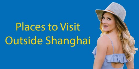 Places to Visit Outside Shanghai // Hangzhou