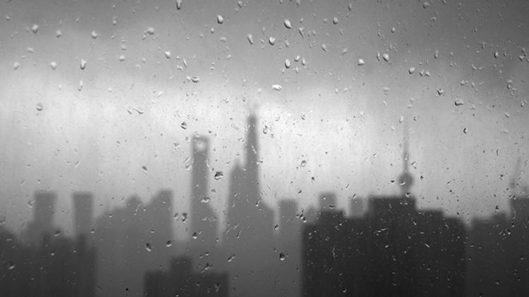 Rainy Day in Shanghai