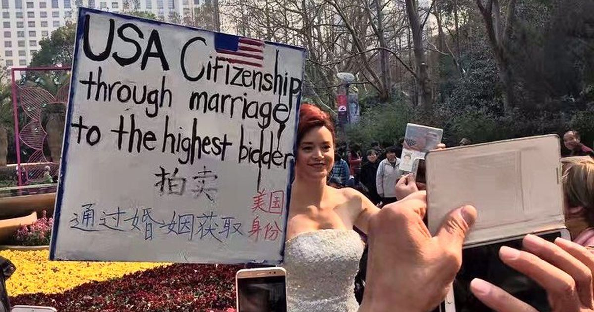 Shanghai Marriage Market_interesting encounters