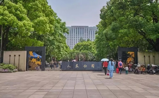 The Shanghai Marriage Market -  People's Park