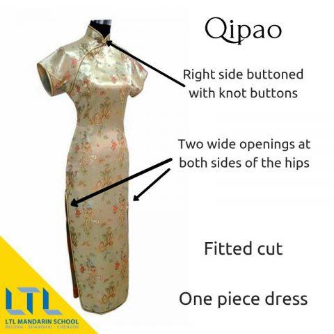 Chinese Clothing: Qipao