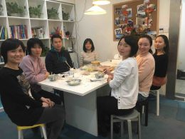 Chinese Teachers at LTL Shanghai