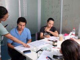 Chinese Mandarin Class in Shanghai