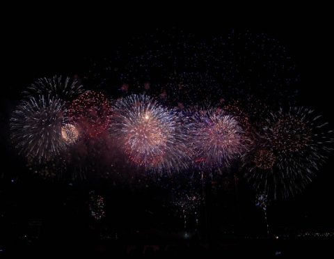 Fireworks have a long tradition in China - especially for Chinese New Year in China