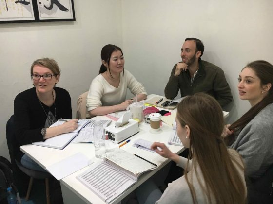 Shanghai Chinese Classes with LTL