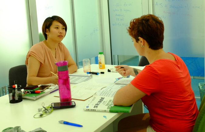 Private Chinese Lessons in Shanghai