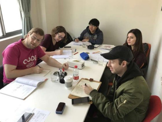 Chinese classes at LTL Shanghai