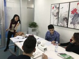 Small Group Lessons in Shanghai