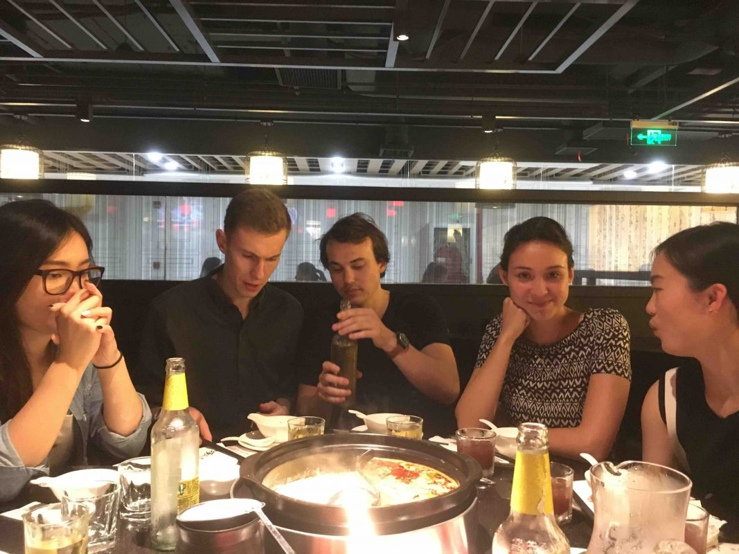 The Importance of Hotpot - It's a social thing