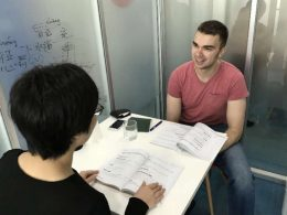1 on 1 classes at LTL Mandarin School