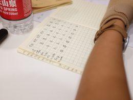 Writing Chinese Characters (Hanzi)