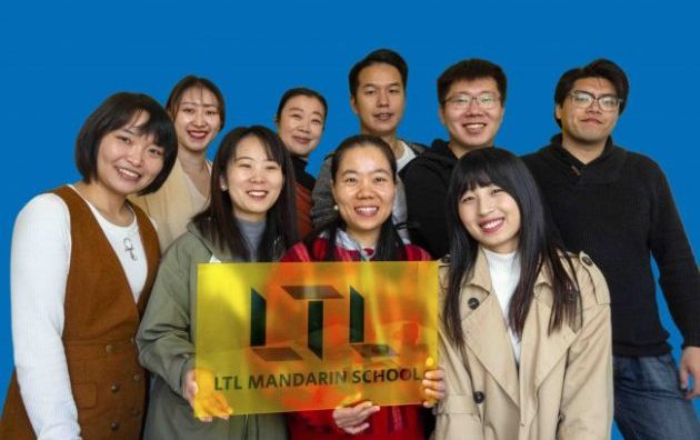 **Our LTL Shanghai Team**