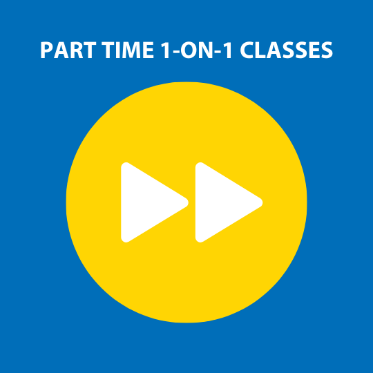 Part Time Chinese Classes - 1-on-1