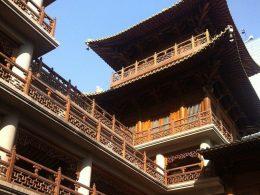 Old Shanghai: Jingan Temple