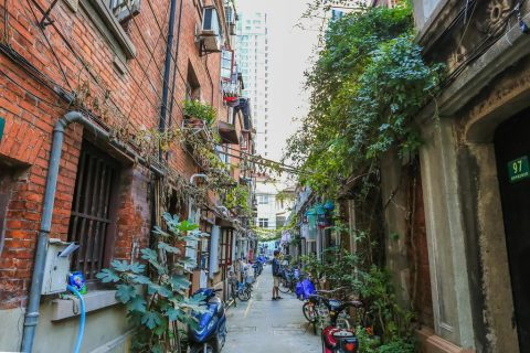 Renting in Shanghai - Lane Houses