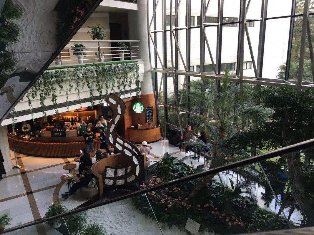 Shanghai Library - First floor