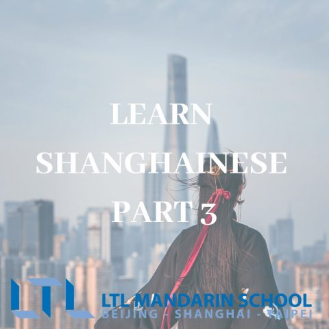 Learn Shanghainese Part 3