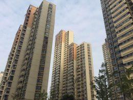Shared Apartment Complex in Shanghai