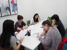 Chinese Group Class at LTL