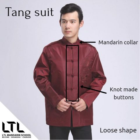 traditional chinese tang suit