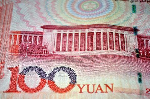 yuan currency 100