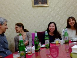 Zhejiang style dinner