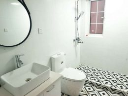 Shared Apartment Bathroom