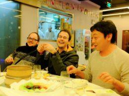 Xinjiang Resturant Dinner LTL Shanghai