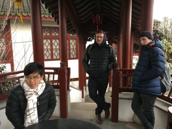 Nanxiang weekend trip with LTL Mandarin School Shanghai