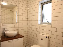 Serviced Apartment Bathroom