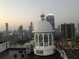 Rooftop at LTL Shanghai